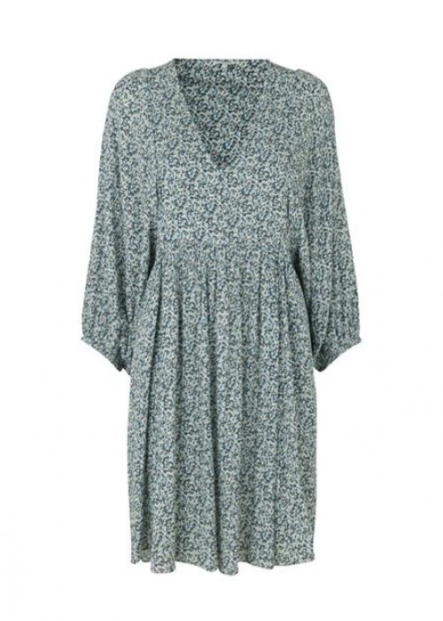 Dortea dress PANSY PRINT