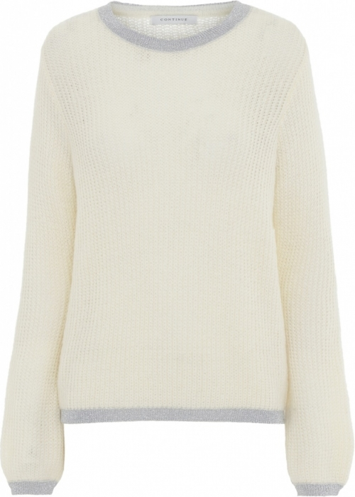 Wilma knit OFF WHITE