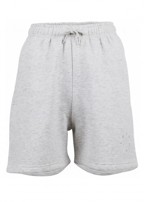 Enzo sweat shorts LIGHT GREY MELANGE (Preorder Levering midt august)