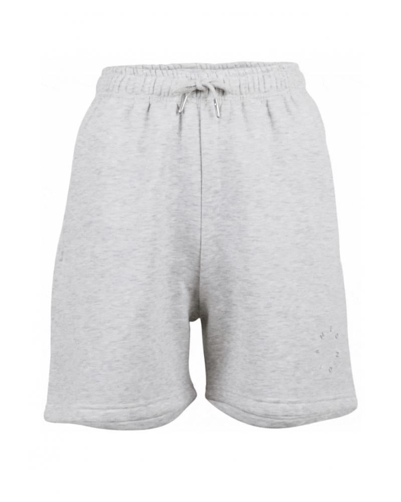 Enzo sweat shorts LIGHT GREY MELANGE (Preorder Levering midt august)