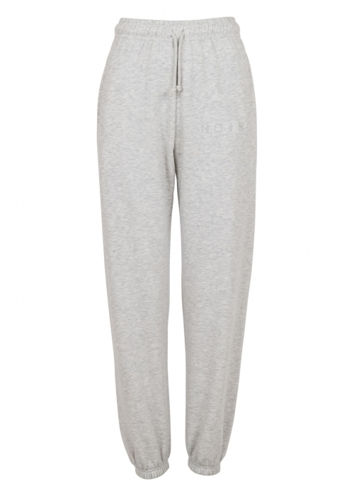 Jocelyn sweat pant LIGHT GREY MELANGE (Preorder Levering slut august)
