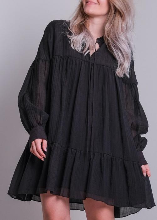 Lotta dress BLACK