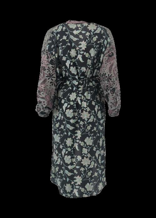 Luna multi kimono BLACK MULTI