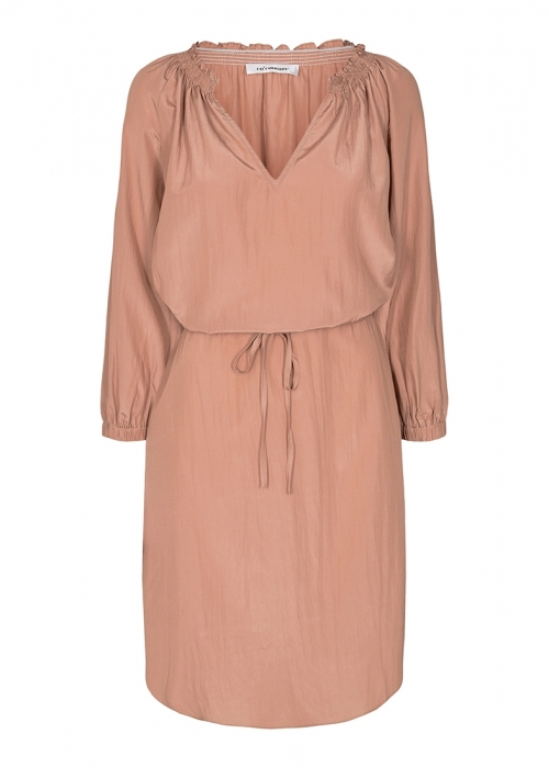 Keeva dress DUSTY ROSE