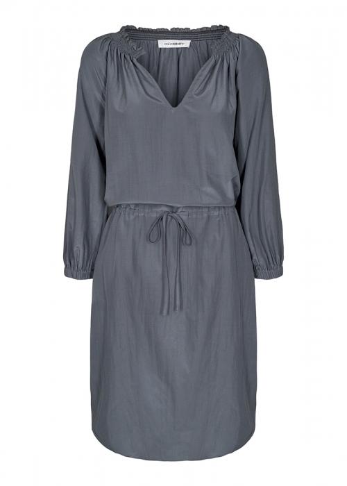 Keeva dress DUSTY BLUE