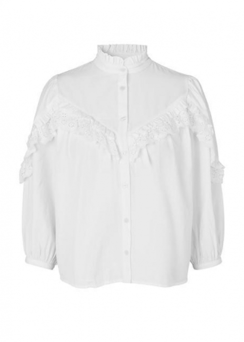 Romanova Regan shirt WHITE