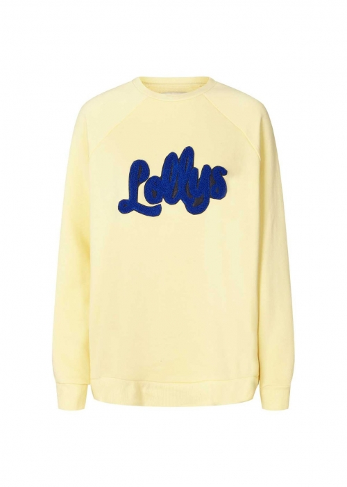 Moby sweat LIGHT YELLOW