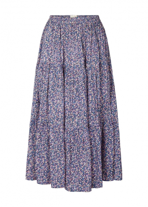 Morning skirt MULTI FLOWER