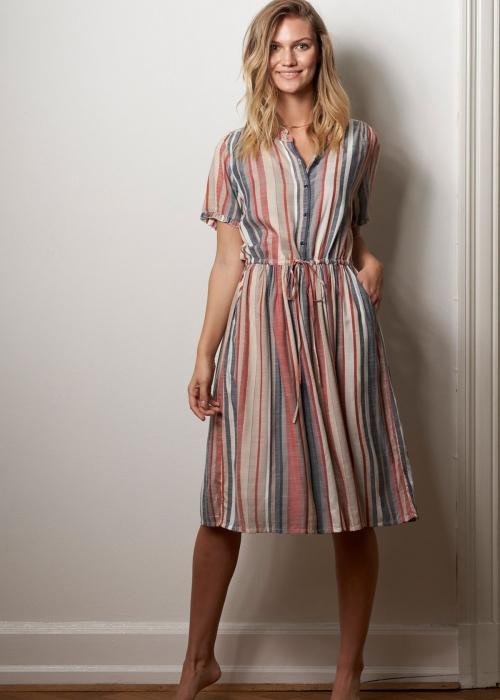 Sandra dress STRIPE
