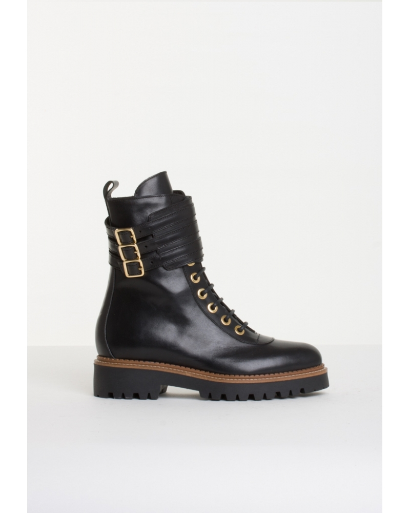 Liva boot BLACK