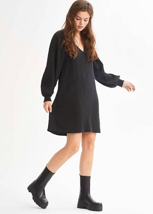 Embry dress BLACK