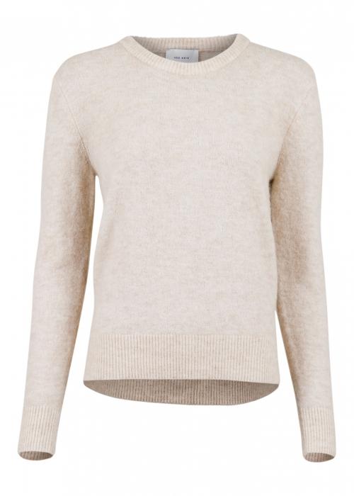 Dina knit SAND MELANGE