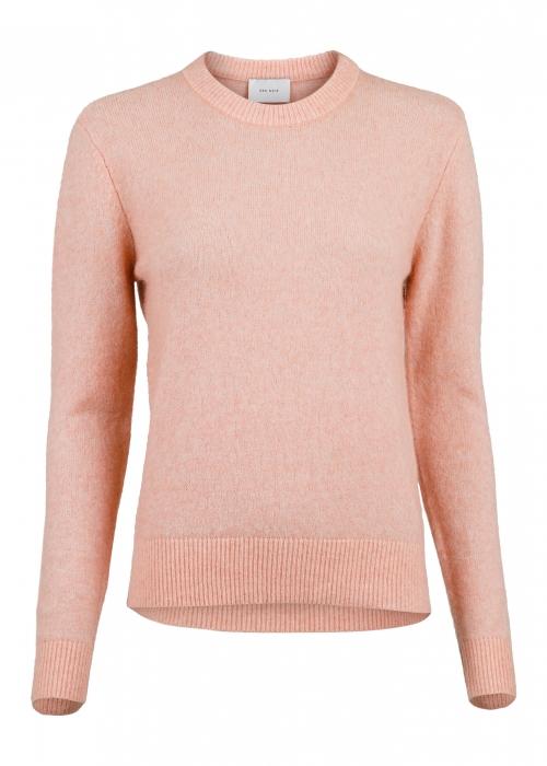 Dina knit PEACH MELANGE