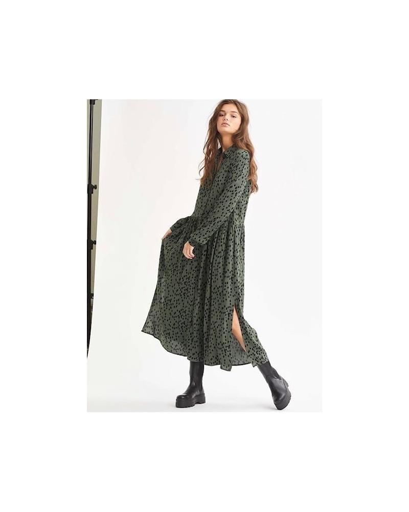 Ellia dress GREEN