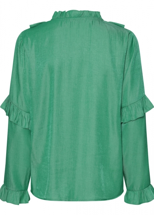 Amy L/S shirt GREEN