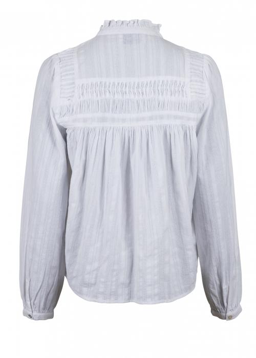 Anette blouse WHITE