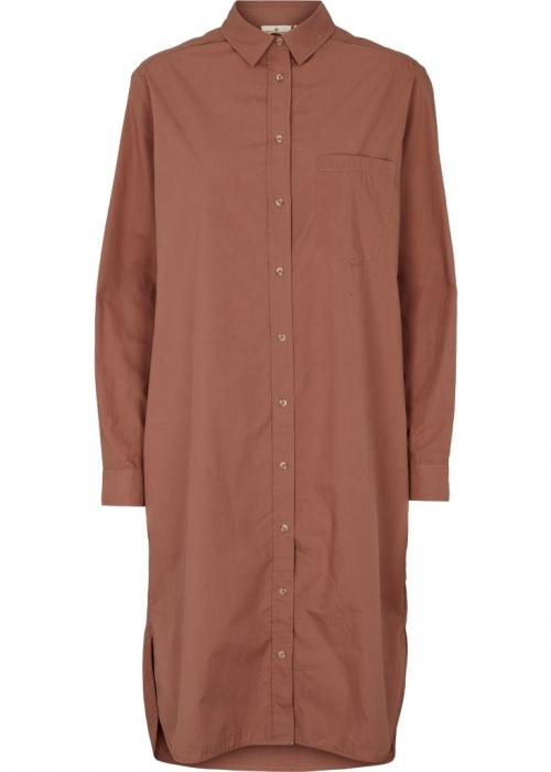 Vilde shirt dress ACORN