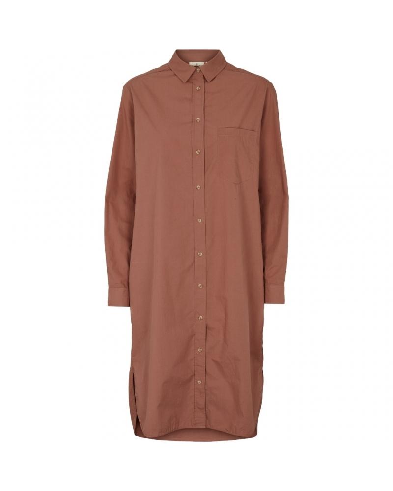 Vilde shirt dress ACORN