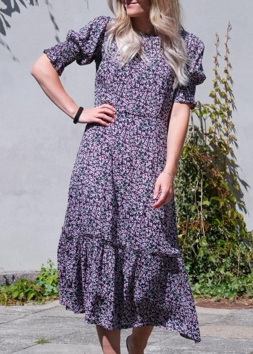 Mejse floral meadow dress ROSE