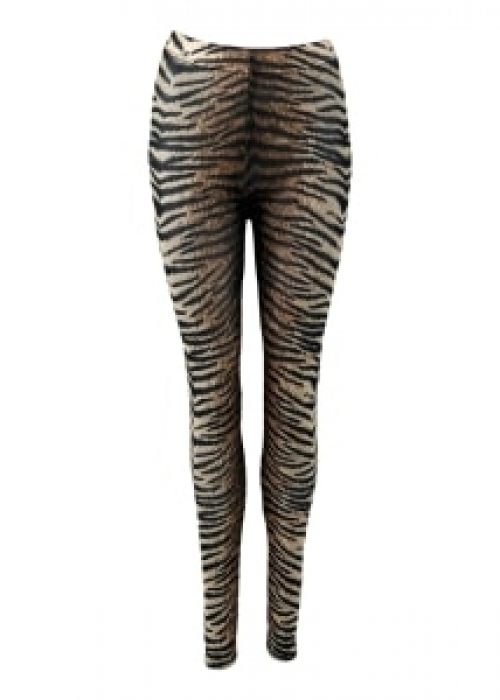 Annie mesh Leggings TIGER