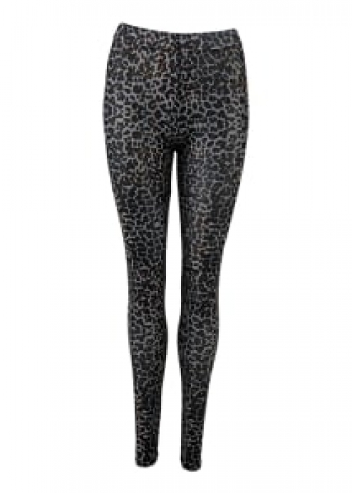 Annie mesh Leggings GREY LEO