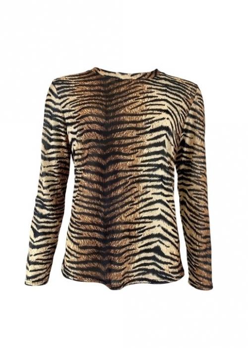 Annie mesh blouse TIGER