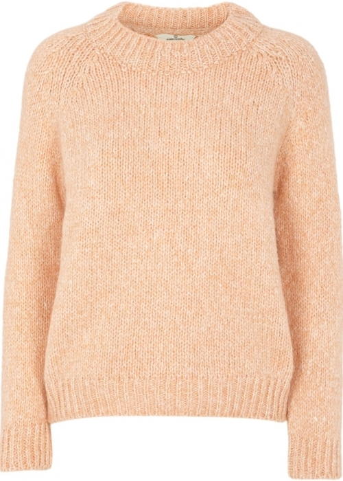 Aliki sweater DUSTY CORAL MELANGE