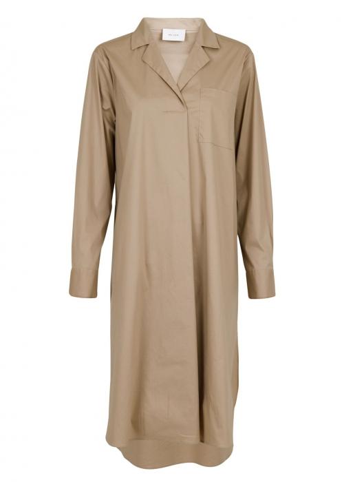 Jessica shirt dress CAMEL