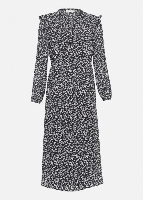 Maella rikkeline L/S dress S CAP SPOT