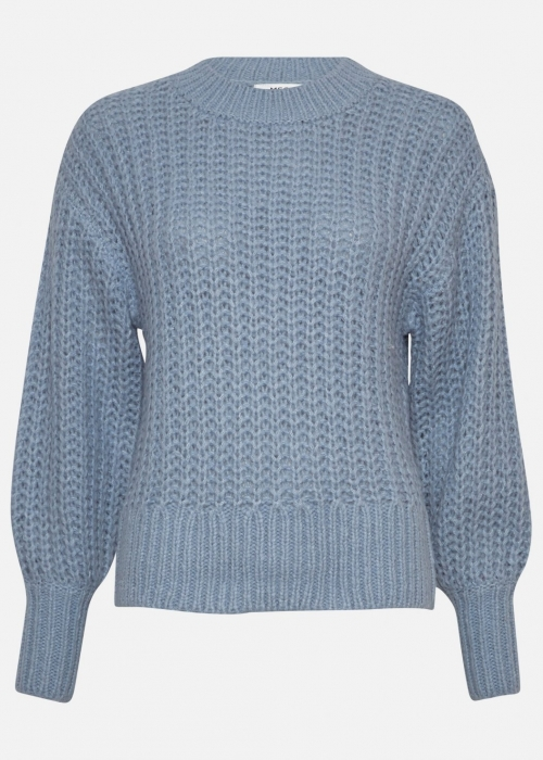 Heidi pullover DUSTY BLUE