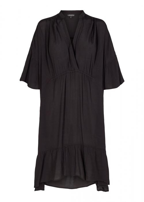 Karoline short dress BLACK