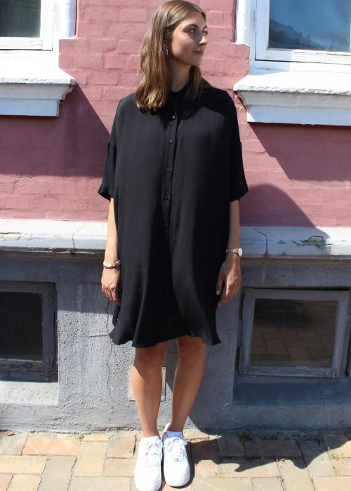 Susanna SS Shirt BLACK