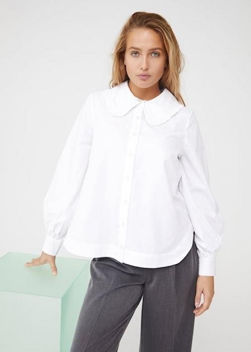 Torill Regan shirt WHITE