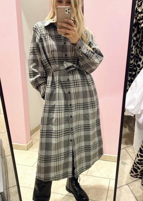 Iran long shirt GREY (Levering start December)