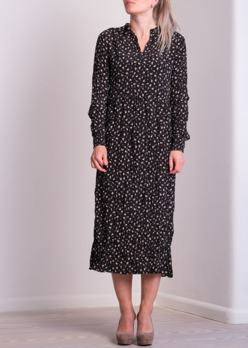 Ankie rose dress BLACK