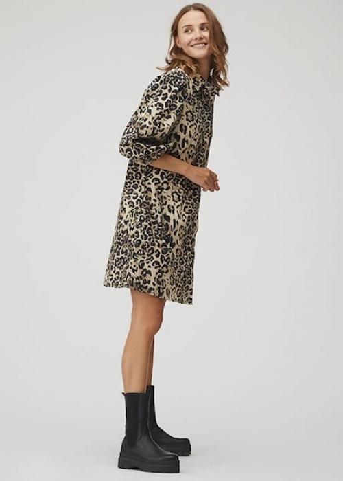 Taimi dress LEOPARD