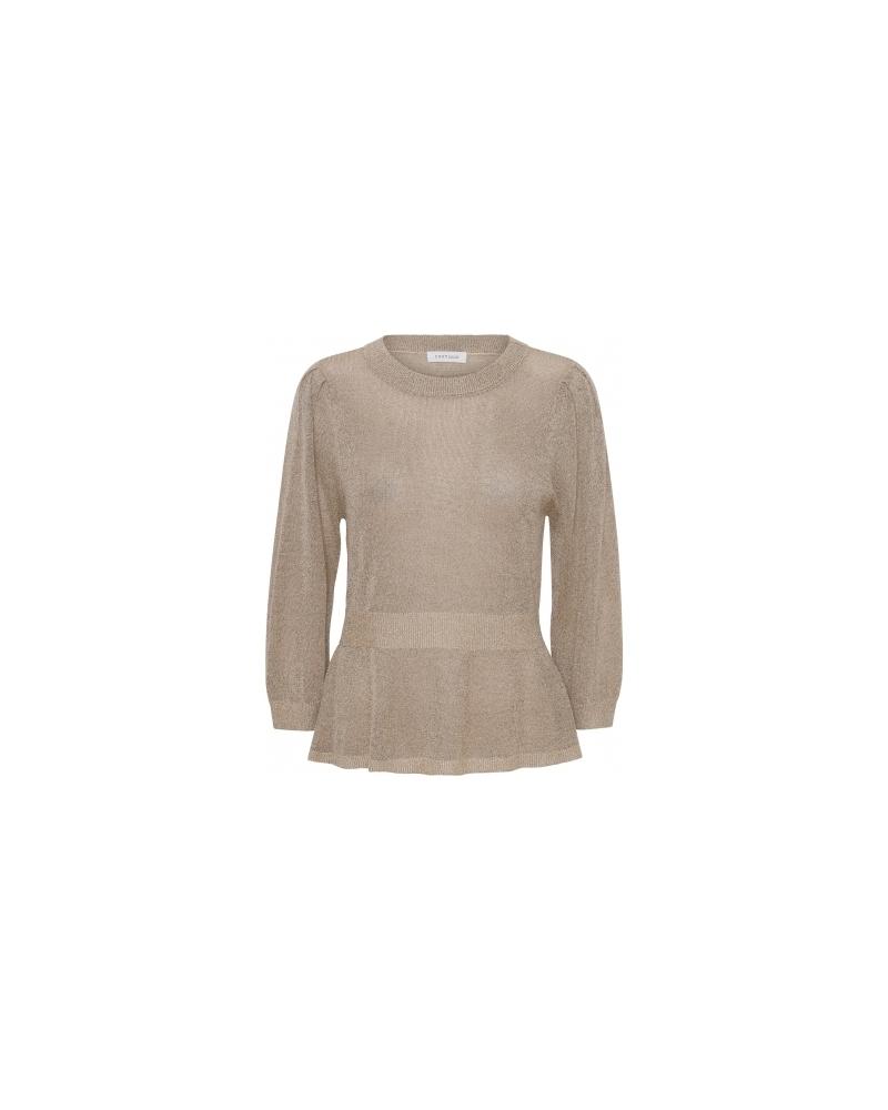 Ida lurex blouse