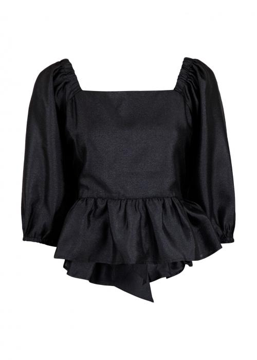 Kylie blouse BLACK