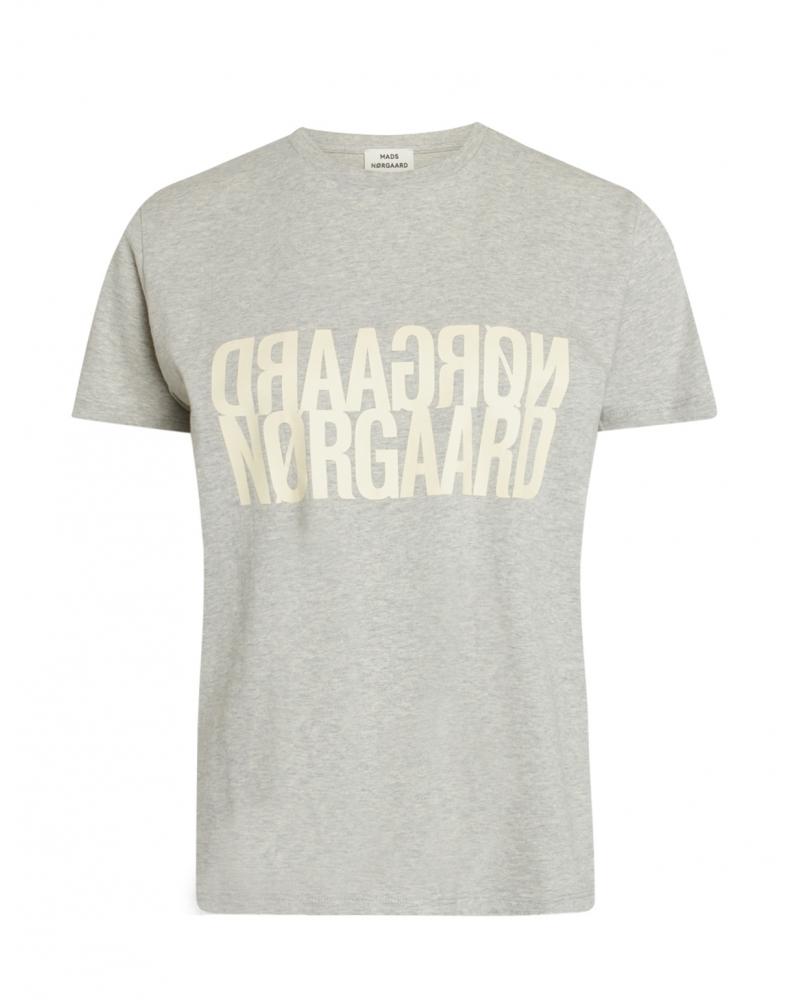 Trenda P t-shirt LIGHT GREY MELANGE