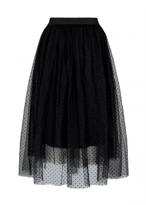 Luna skirt BLACK DOT