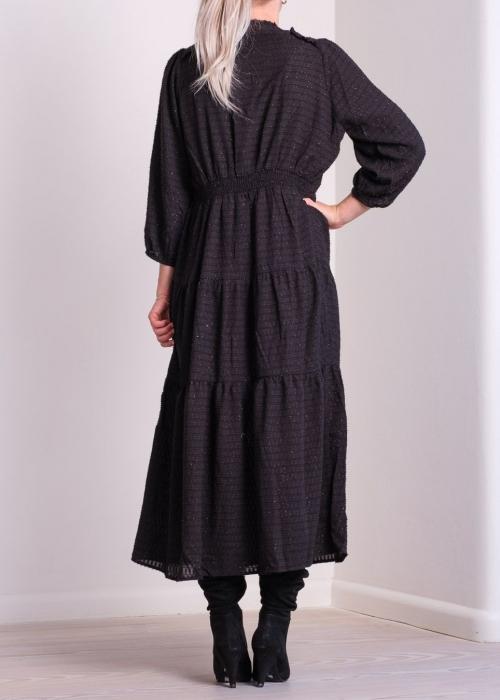 Helena glitter dress BLACK