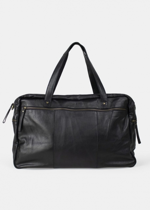 Signe weekend bag  BLACK