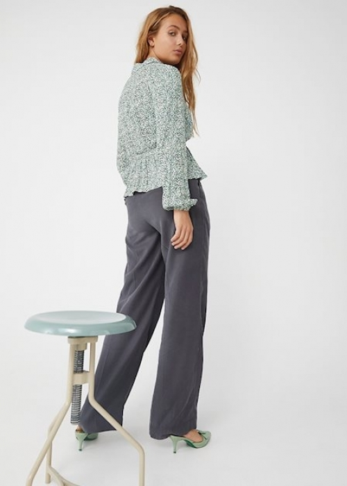 Bedelia blouse KAROLINA PRINT