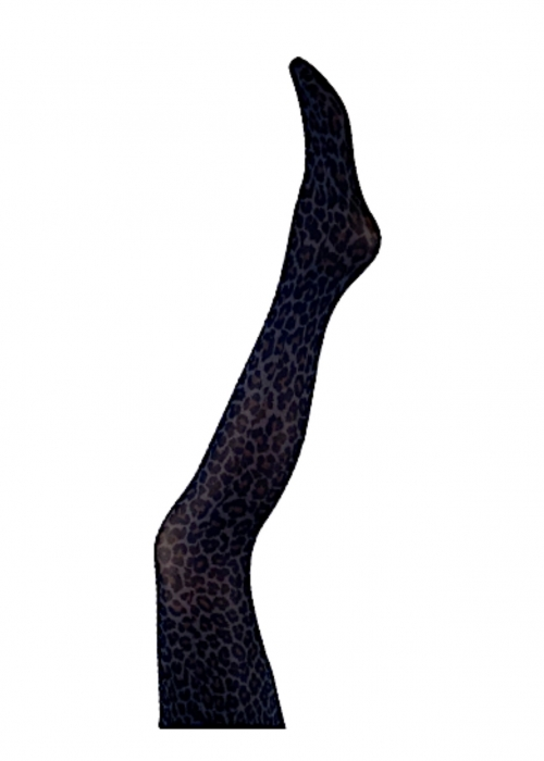 Alma tights DARK GREY LEO