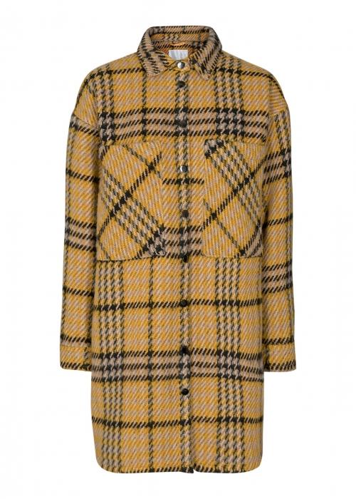 Sabin check shirt / Jacket LEMON