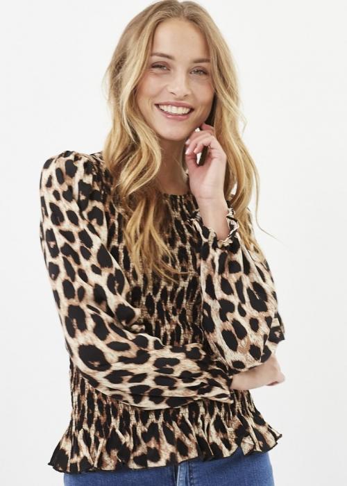 Danima LS blouse LEO