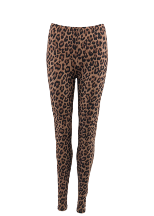 Lynn Leggings BROWN LEO
