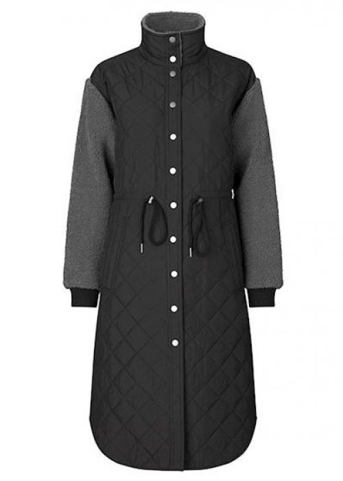 Marguire jacket GREY BLACK