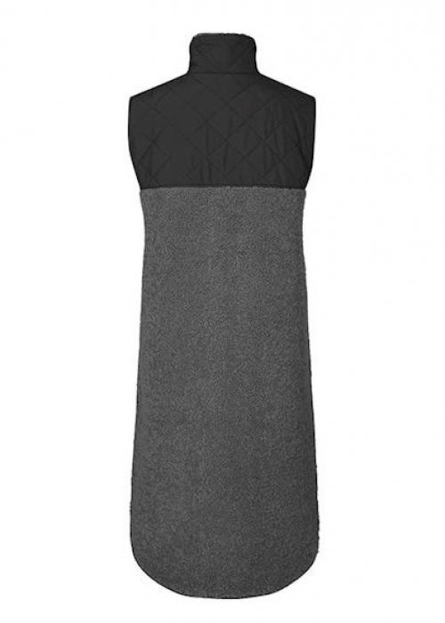 Raima Vest GREY BLACK