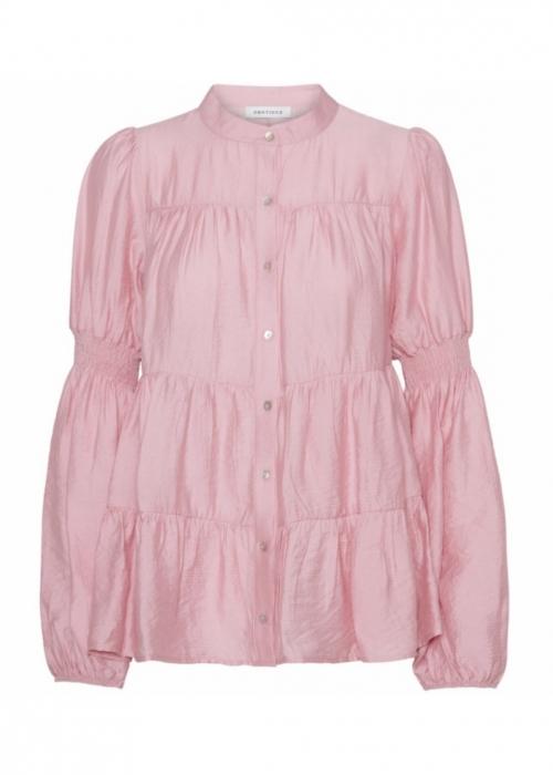 Sanna solid shirt PINK